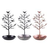 Schmuckständer Vogel Baum Halter Rack Armband Ohrring Display Geschenk Design