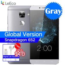 Küresel Sürüm LeEco LeTV Le S3 X522 3 GB RAM 32 GB ROM Snapdragon 652 Octa Çekirdek 4G LTE cep Telefonu 5.5