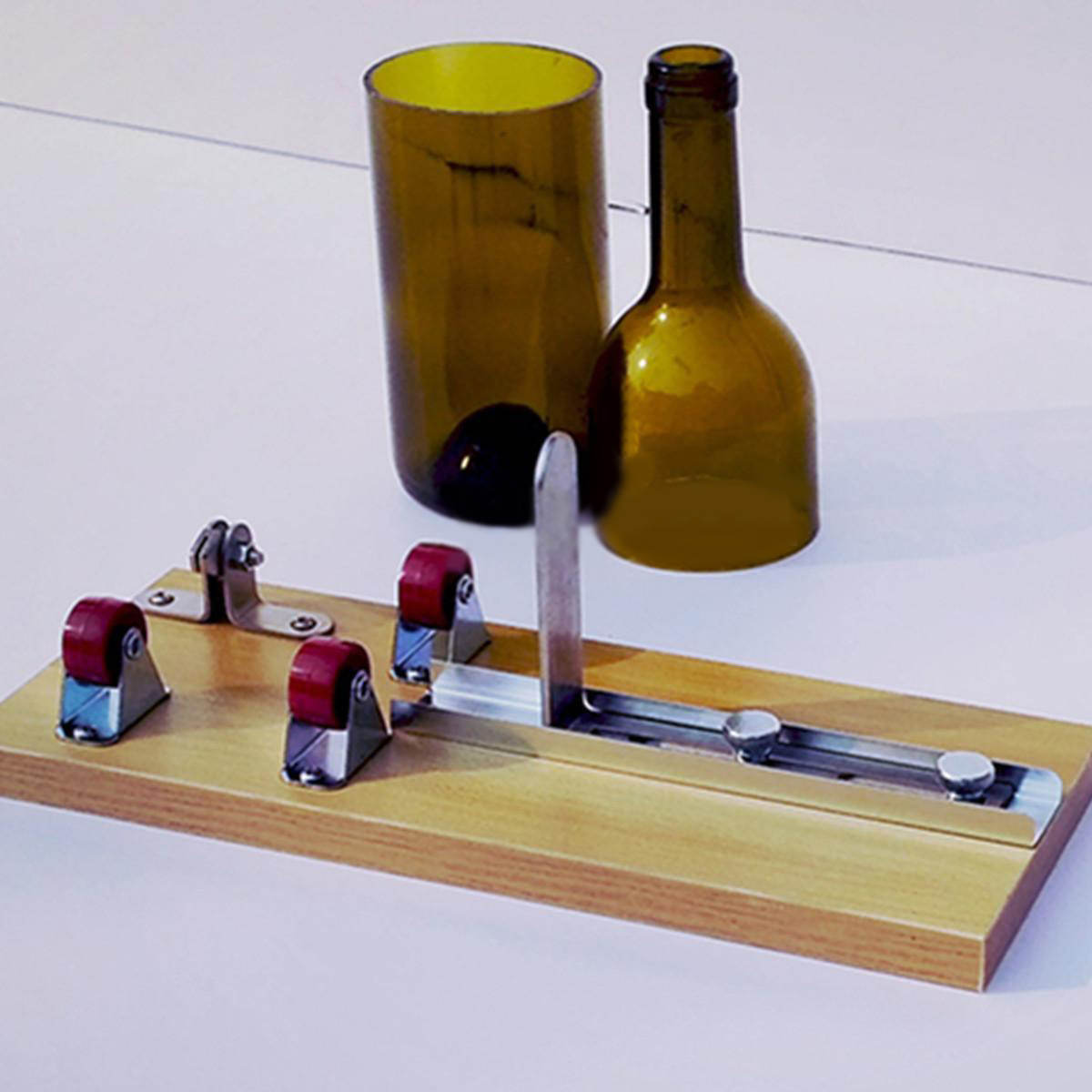 Uncategorized Bottle Cutter Diy durable wine beer glass bottle cutter machine mayitr jar for sculpture art cutting tool