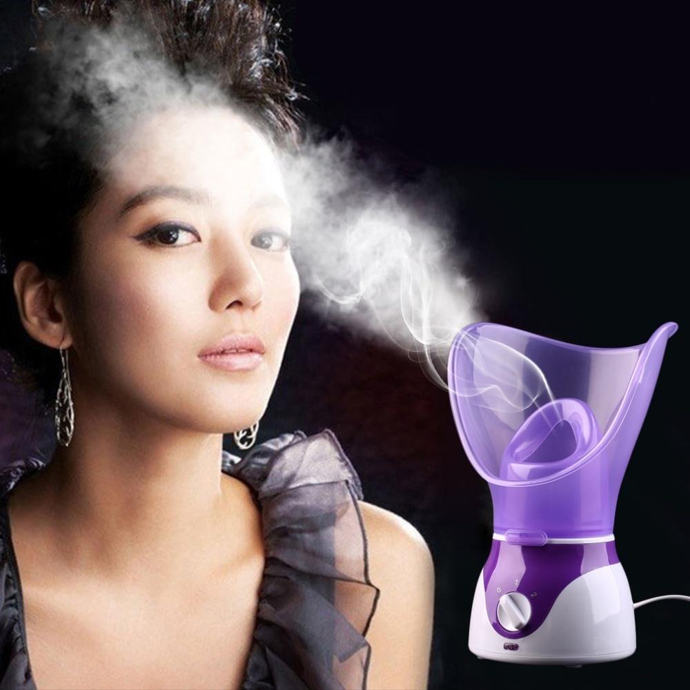 New Arrival Facial Face Steamer Deep Cleanser Mist Steam Sprayer Spa Skin Vaporizer Drop Shipping