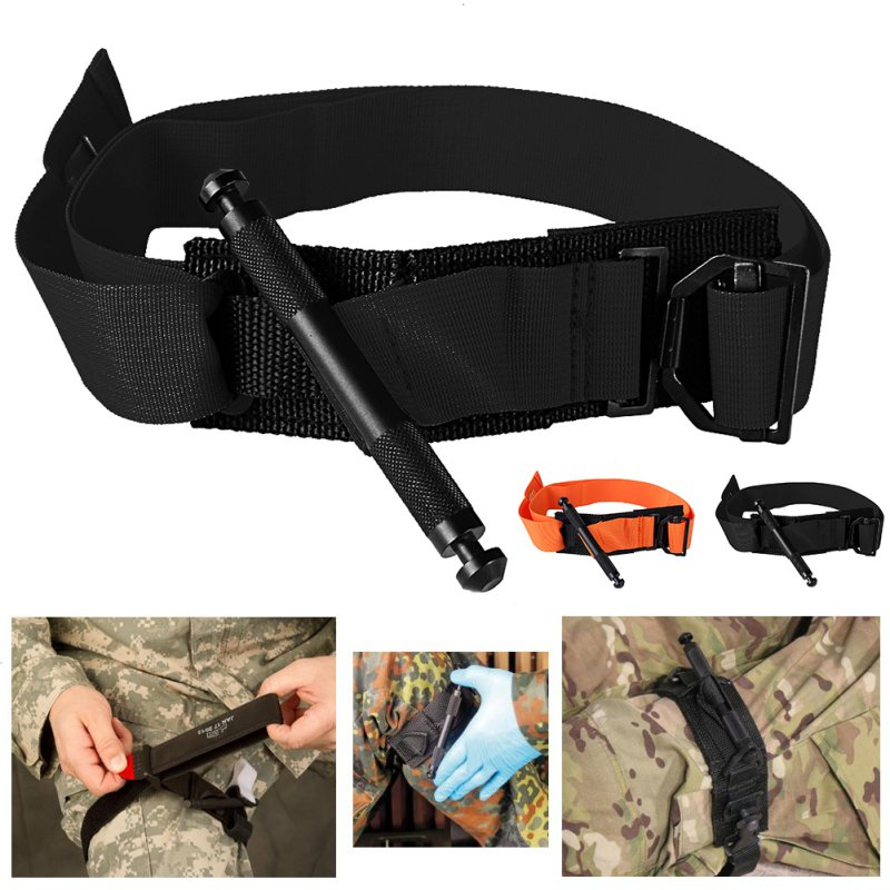 NEW Portable CAT SOF tourniquet with one hand operation US military