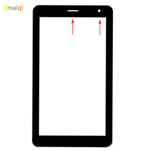 New For 7'' inch Dexp Ursus N370 Tablet Capacitive touch screen panel digitizer Sensor replacement Phablet Multitouch(China)