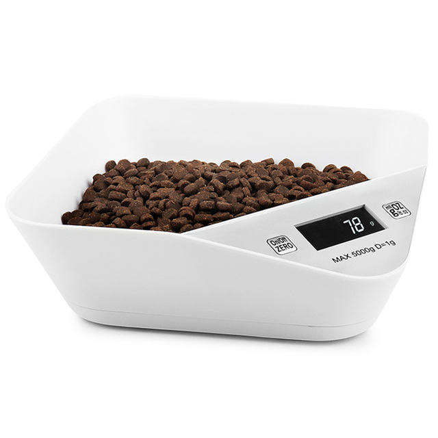 Smart Weighing Bowl  2