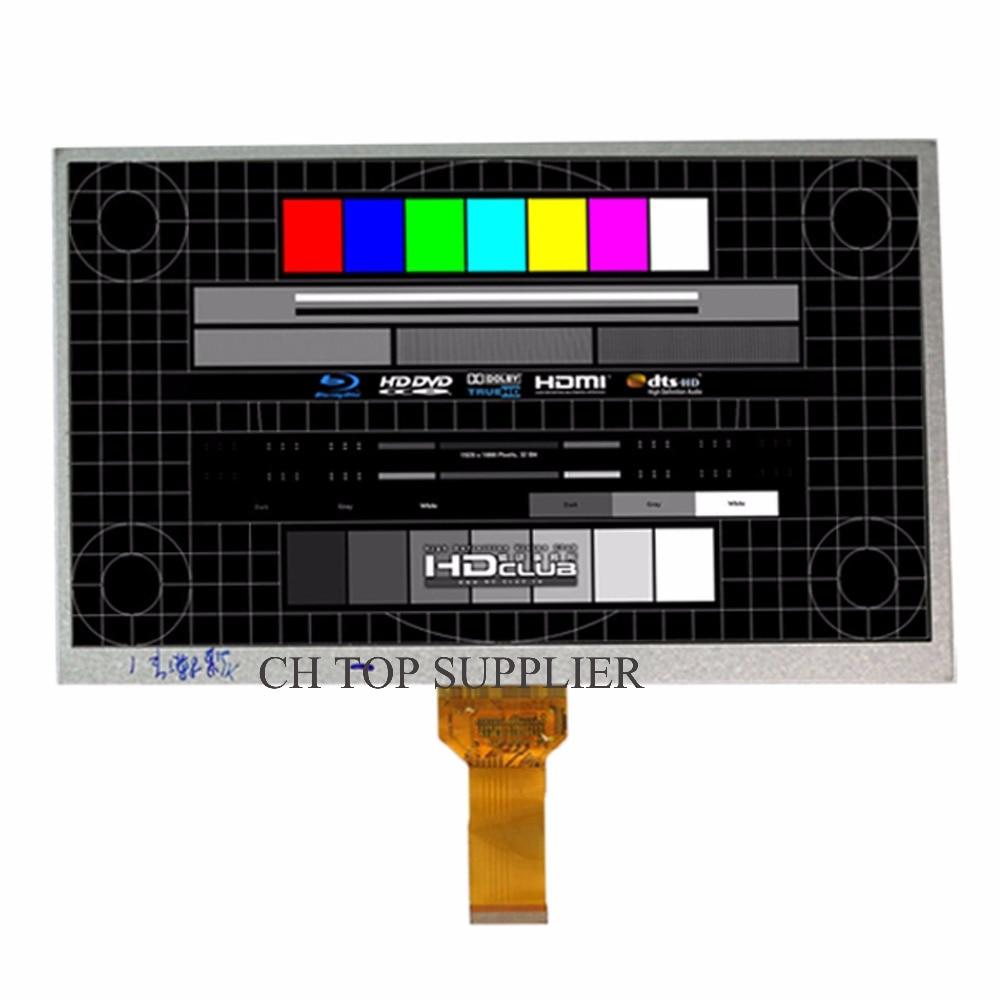 New 10 1 inch DX1010BE40B0 V3 YS FC101TFTCP40A KR101LE3S TFT LCD Display SCREEN 1024 600 40pin