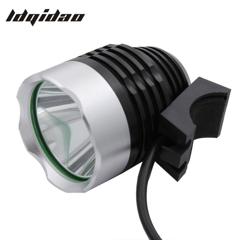 1200 люмен T6 светодиодный велосипед фар Waterpoof велосипед свет лампы Велоспорт велосипед передний свет и USB