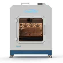 Industrial Creatbot 3d printer D600 Dual extruder  600*600*600mm Large Size Metal Printer 3.0mm  ABS PLA filaments