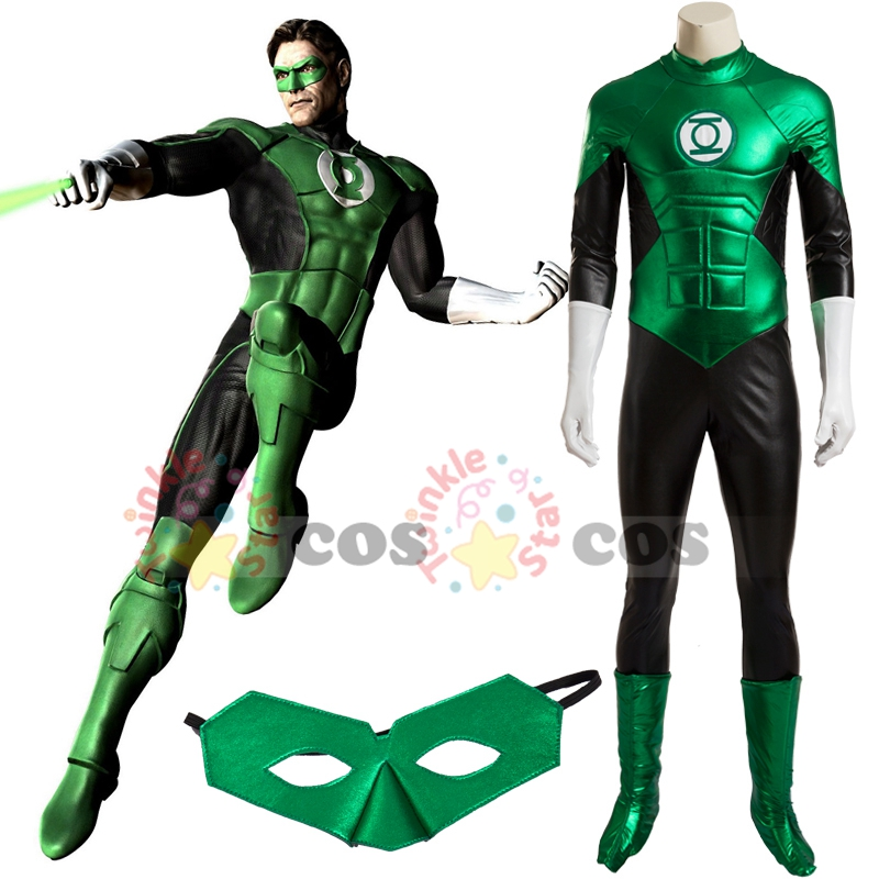 2017 Superman cosplay costume adult Green Lantern cosplay costume Halloween  costumes for men Green Lantern sexy - Online Buy Wholesale Green Lantern Halloween Costumes From China