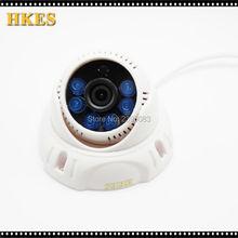 HKES New Arrival HD 1080P AHD Dome Camera 2MP HD Analog CCTV Indoor Security IR Cut Night Vision 720P 960P Mini Camera 1MP