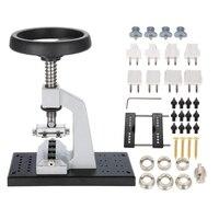 Abridor de relógio  kit de reparação de relógio banco caso removedor ferramenta de reparo relojoeiro para a abertura do caso do relógio|Kits e ferramentas de reparo|   -