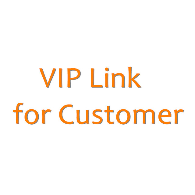 Special link to VIP customers