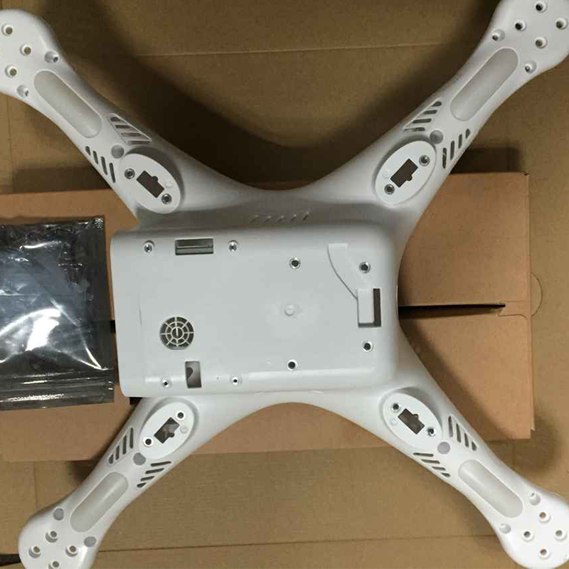Original quadcopter RC Parts for DJI Phantom 2 3 Spare Parts Body Shell replacement Free shipping