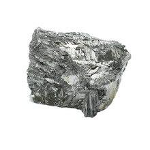 99.99% сурьмы слиток#51 элемент Sb для элемент Коллекция DIY хобби ремесла Дисплей Antimonio металла КАС#7440-36-0