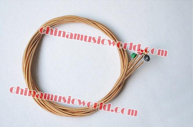 ФОТО Afanti Super Colorful Wooden Bass Strings (ASR-115)