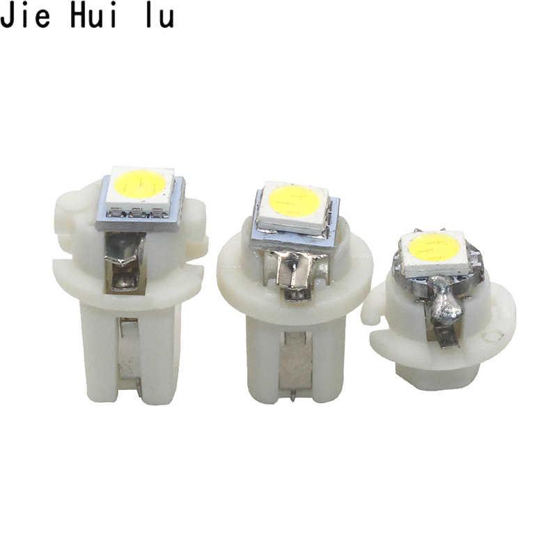 T5 B8.4D B8.5D B8.3D 5050 LED Wedge מנורת רכב לוח מחוונים התחממות מחוון הנורה B8.4 מכשירים אוטומטי אורות 1 Pcs