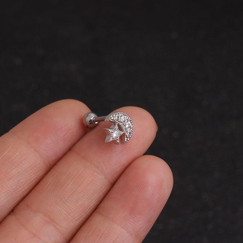 Earring Jewelry Cartilage Piercing
