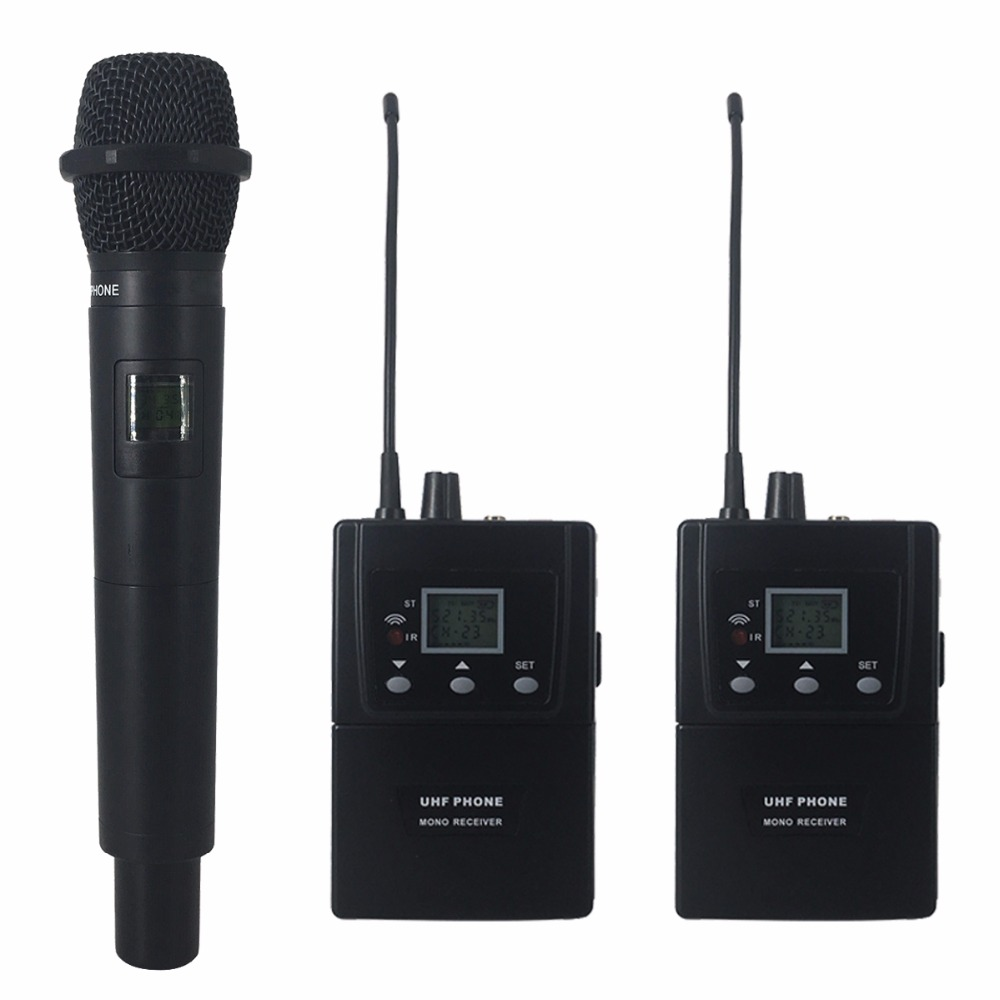 Retekess Wireless Conference System RF Simultaneous Interpretation Handheld Microphone Audio Transmitter For Business Meeting earobe k 808a 8 channel wireless conference microphone system for meeting desktop standing microphone