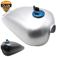 Cafe Racer Tank For Suzuki GN125 GN250 Motorcycle Fuel Gas Can Petrol Tanks