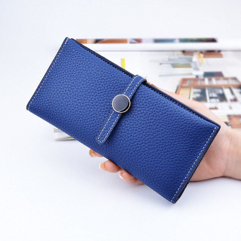 Luxury Brand Leather Phone Wallets Hasp Women Long Red Purses Money Bags Credit Card Holders Clucth Wallet Female Zipper Pocket ougold women wallet famous brand fashion smooth pu leather female thin hasp wallets red credit card holders