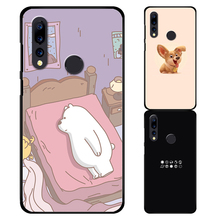 For UMIDIGI A5 Pro Case Cover TPU Soft Silicone Cute Cartoon Anime Cat DIY Patterned Squishy for UMI A5 Pro Phone Cover