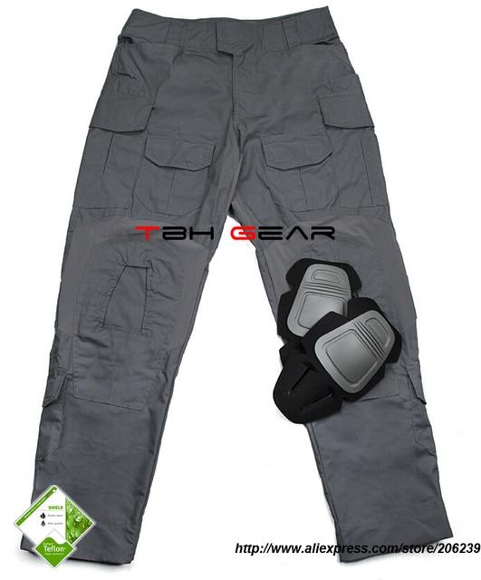 10265c017b2b G3 Combat Pants Wolf Grey 3D Urban Tactical Combat Pants Teflon  Coating+Free shipping(