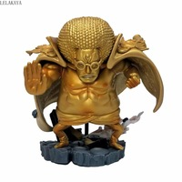 Japanese Anime toy One Piece Sengoku WCF GK G5 Golden Buddha 1/7 scale PVC Action Figure Collection Model Toys Doll dropshipping
