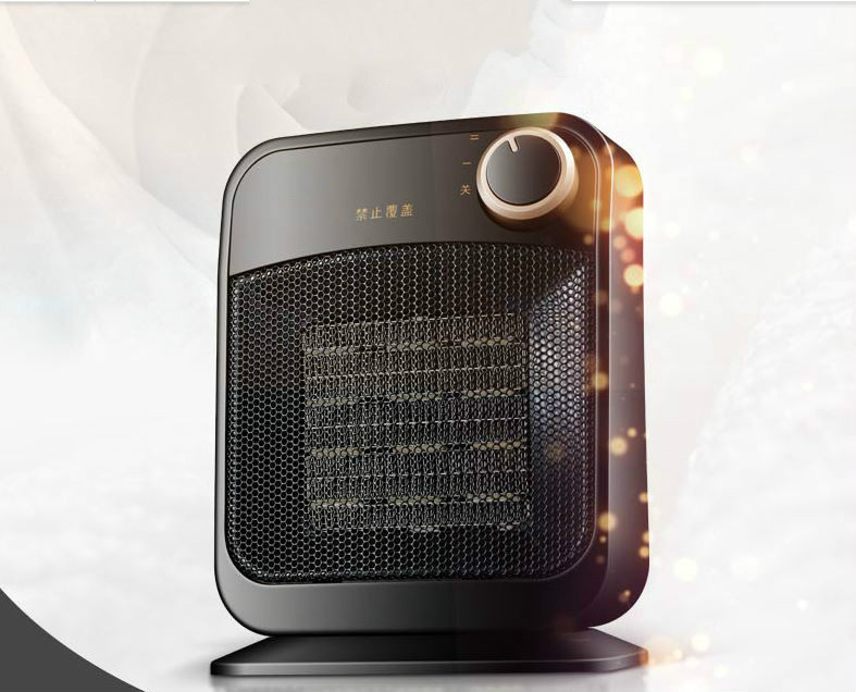 Warm air blower heater home office mini portable thermoelectric heating electric heaters mini heater office desktop cartoon electric heateing nonradiative portable home heaters 220v 600w warm winter red