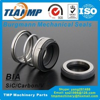 BIA 16 Burgmann Mechanical Seals 16x32x26mm BIA Series Rubber Below Shaft Size 16mm For Boat Material