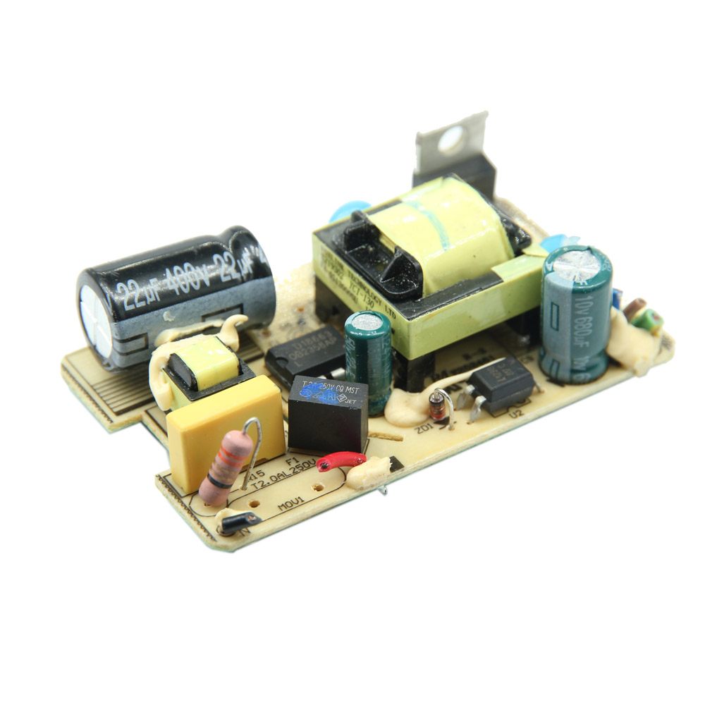 1 stücke AC-DC 5 V 2.5A Schaltnetzteil Modul 5 V 2500MA Bare Leiterplatte für Ersetzen/Reparatur