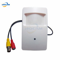 HQCAM 720P Mini AHD Camera 1280 720 Mini PIR 62 48 110mm 1 4 CMOS Video