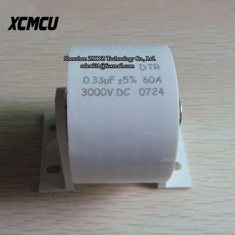 High Frequency High Voltage High Current Resonant Capacitor 0.33UF 3000VDC 60A in stock~  цены