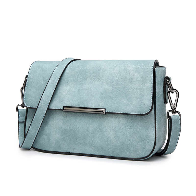 dd1be6f5797e ... small pu leather handbag pink messenger bag newest 9036a 84574  s1719 miss  lulu pu leather handbag purse ...