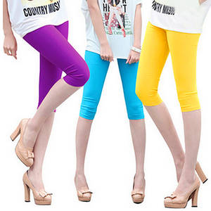 Leggings Push-Up High-Waist Women Pencil-Pants Printing Slim Sexy New Chiffon Cool And