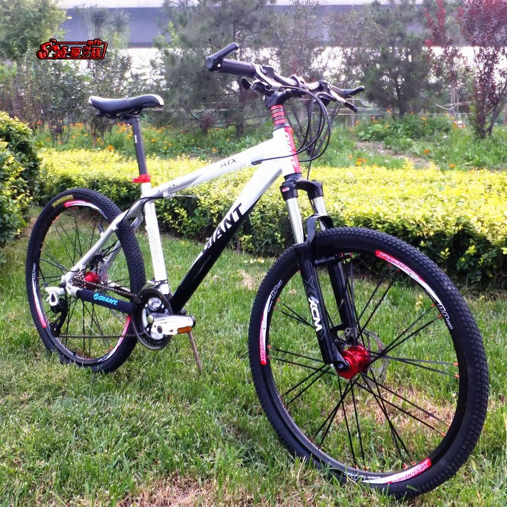 Giant bicycle 26 inch wheel set mountain bike 17 inch