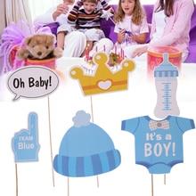 25 pcs/set It's A Boy / Girl Baby Party Decoration