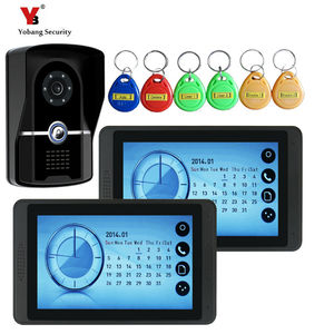 Night Vision Intercom Doorbell