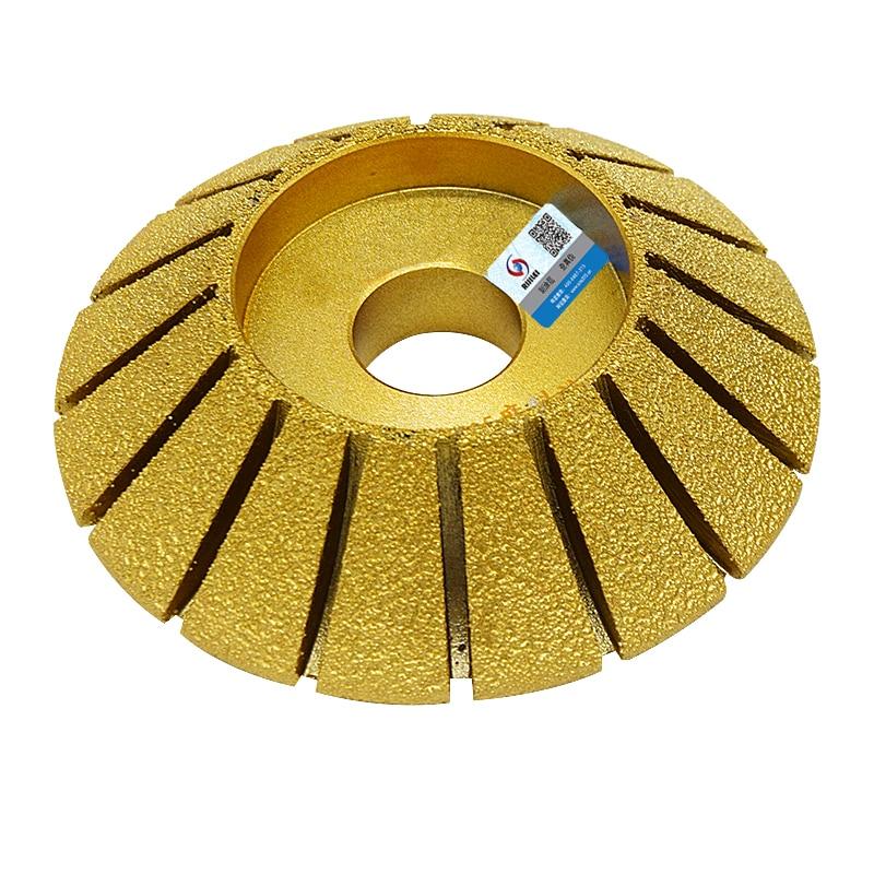 RIJILEI Disc abraziv de marmură de 45 de grade Diametru brodat cu un - Instrumente abrazive - Fotografie 2