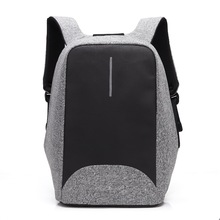 2017 Waterproof 15.6 inch Men Women Backpack Anti-theft Business Backpack Bag for Laptop Computer External USB Charge