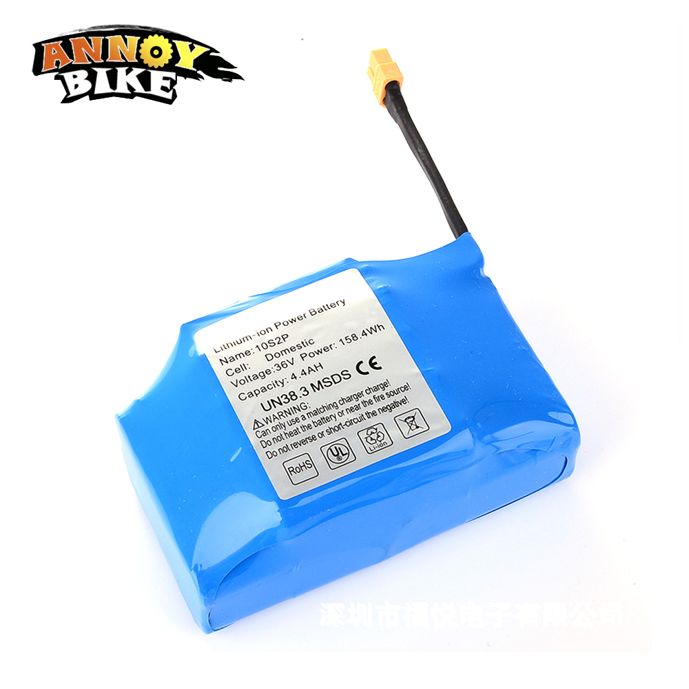 Balance Scooter 36V 5.2Ah Battery For Electric Bicycle Lithium Battery 52V Ebike Long Life Triangle Battery scooter accessories