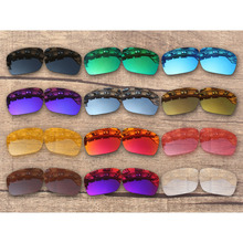 Vonxyz 20+ Color Choices Polarized Replacement Lenses for-Oakley Holbrook Frame