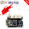 Spot router openwrt AR9331 WiFi SOM9331 module low power GPIO 10+