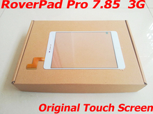 Quality Touch Screen for RoverPad Pro 7.85 3G Touchscreen External Panel Digitizer Glass Sensor 7.85 Replacement