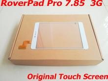 Quality Touch Screen for RoverPad Pro 7.85 3G Touchscreen External Panel Digitizer Glass Sensor 7.85