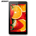 Mejores Ventas Aoson M751S-BS 7 pulgadas Allwinner Tablet PC 512 MB/8 GB Quad Core Pantalla Táctil Capacitiva WIFI 3G Bluetooth Externo