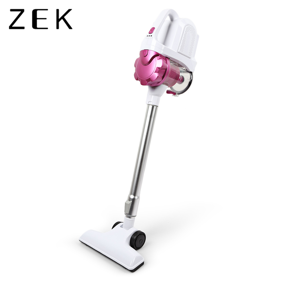 ZEK 2 In 1 Portable Handheld Wireless Vacuum Cleaner 100W Powerful Suction Cyclone Filter Dust Collector Car Household Aspirator