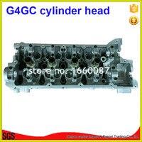 G4gc 엔진 22100 23620 22100 23630 22100 23640 실린더 헤드 ffor hhyundai tucson 원통 헤드 자동차 및 오토바이 -