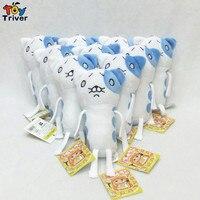 Cute Plush 13cm Himono Onna Doma Umaru Sad Cat Dry Sister Doll Toys Keychains Keyring Pendant