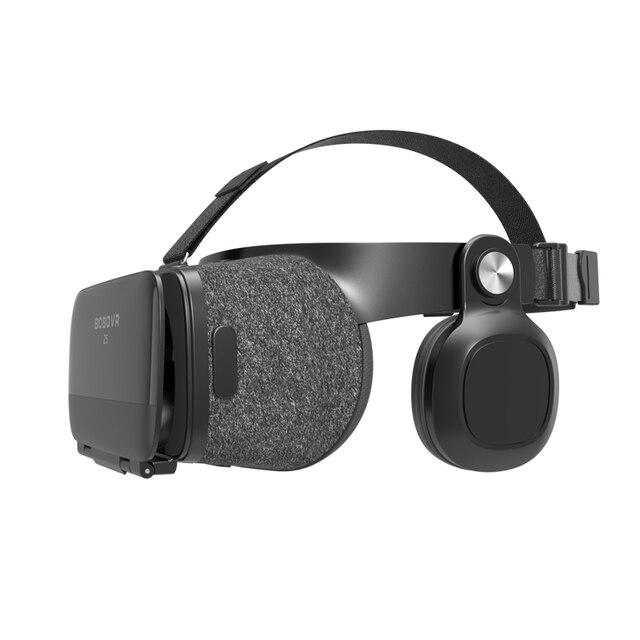 Bobovr Z5 Bluetooth Bobo Casque VR Virtual Reality Glasses 3d Goggles Headset Helmet For Smartphone Smart Phone Google Cardboard 3