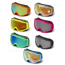 Triclicks Novo Motocross Óculos De Proteção Óculos de Proteção Da Motocicleta Cruz Capacete Adulto Máscara Facial Protetor Engrenagem Engrenagens Flexível Óculos