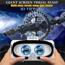 Lunettes virtuelle 3D avec Casque Bluetooth stéréo VR Google