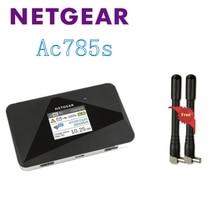 Разблокированный роутер Netgear Aircard AC785s 785s LTE 4g 4g lte mifi роутер 4G LTE Карманный Wi-Fi роутер Hotspot Plus 4G антенна